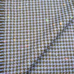手織りツィード 75cm巾 5m ¥14490