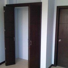 Closets frentes