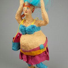 Gabriella mit Bauch (unverkäuflich)