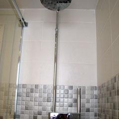 das Duschen...jedes Mal ein wohliges Erlebnis