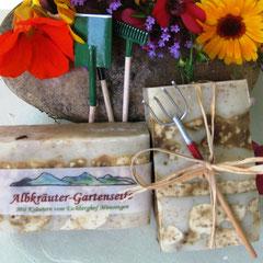 Albkräuter-Gartenseife