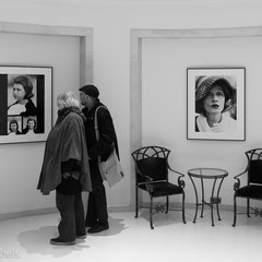Berlin -Fotoausstellung im Hotel Adlon
