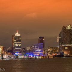 Hamburg -  die neue Elbphilharmonie