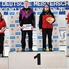 DM Junioren 2014 | Siegerehrung U23