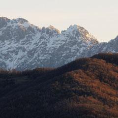 Verso i monti