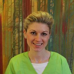 Sarah Opfermann - Zahnmedizinische Fachangestellte