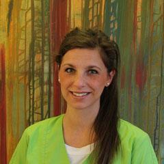 Alina Conrad - Zahnmedizinische Fachangestellte