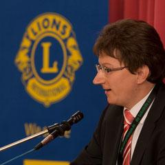 Dr. Loth, Vorstand IKK Südwest
