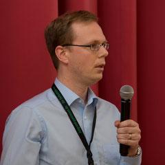 Dr. Jan Bürmann, Funktionsoberarzt Universitätsklinikum des Saarlandes