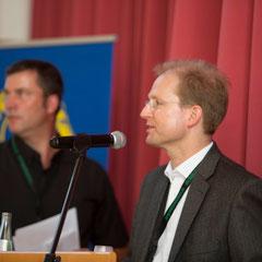 PD Dr. Jörg Spiegel,  OberarztUniversitätsklinikum des Saarlandes