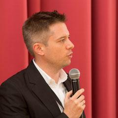 Dr. Marcus Unger, Oberarzt Universitätsklinikum des Saarlandes
