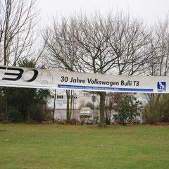 Angekommen in der -passenderweise- Dieselstraße beim VW-Museum