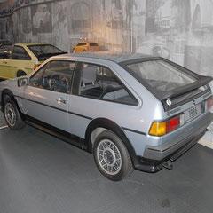Der erste Scirocco mit Kat und Benzineinspritzung nach der strengen US-Norm.