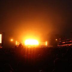 The Prodigy lassen die Center Stage brennen