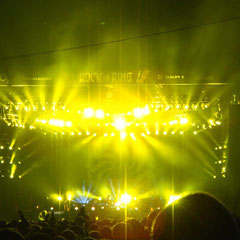 Soundgarden auf der Centerstage.
