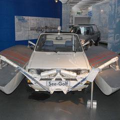 See-Golf aus dem Jahr 1983. 4 Zylinder Reihenmotor mit 1,8l Hubraum und 150PS.