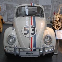 Original Promotion-Herbie aus dem Jahr 1969. 4 Zylinder Boxer mit 1,3l Hubraum und 40PS.