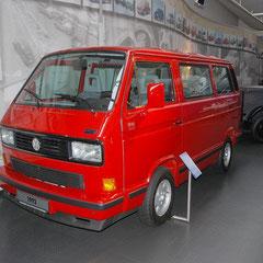 T3 aus dem Jahr 1992 im absoluten Originalzustand.
