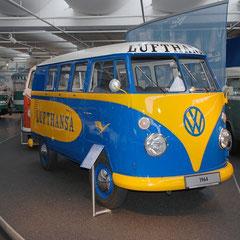 Der berühmte Lufthansa-T1!