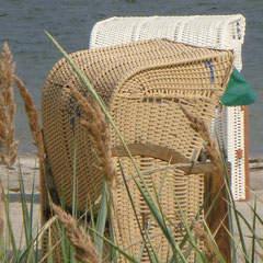 Am Strand von Sierksdorf