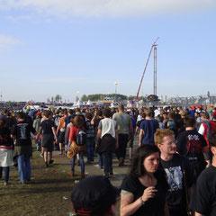 Samstag: Tag 2 des Festivals