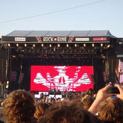 Jay-Z rockt die Center-Stage