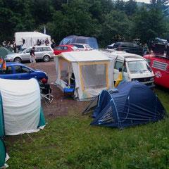 Unser erstes Mal auf Müllenbach-Camping