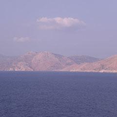 Tag 3: Seetag und Passage rüber nach Griechenland