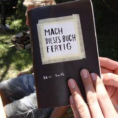 Unser stiller Begleiter über's Wochenende: Das Fertigmach-Buch