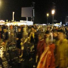 Rock am Ring 2011 ist zu Ende - Die Massen verlassen das Schlachtfeld...!