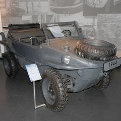 Schwimmwagen von 1944.