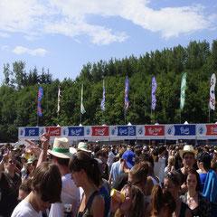 Schnuckliges kleines, aber best-organisiertes Festival, das ich bisher kennengelernt hab!