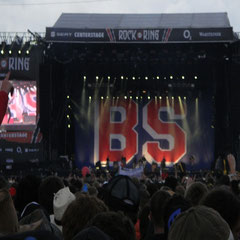 """Die """"Beatsteaks"""" auf der Centerstage"""