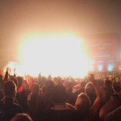 The Prodigy lassen die Bühne explodieren