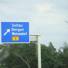 Nach über 3 Jahren zog es uns 2011 nochmal in den Heide Park nach Soltau...