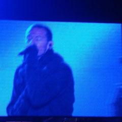 Linkin Park auf der Centerstage.