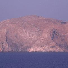 Vorbei an irgendwelchen Inseln...