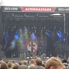 Bad Religion auf der Alterna-Stage