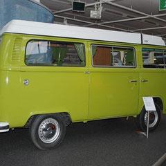 T2 Westfalia-Campingwagen aus dem Jahr 1978. 4 Zylinder Boxer mit 1,6l Hubraum und 50PS.