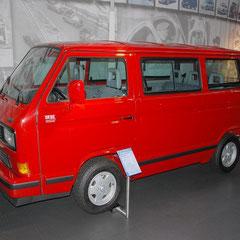 Hier zu sehen ist der Limited Last Edition (LLE) 2500 von 2500, der (eigentlich) letzte T3, der gebaut wurde.
