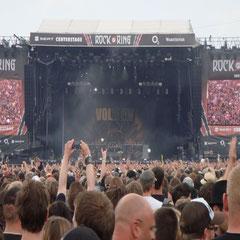 """""""Volbeat"""" auf der Centerstage"""