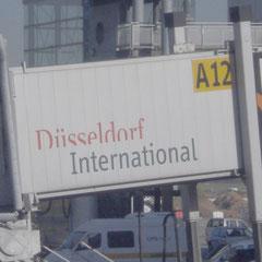 Tschüss Düsseldorf, Tschüss Deutschland: Jetzt geht's in den Süden!