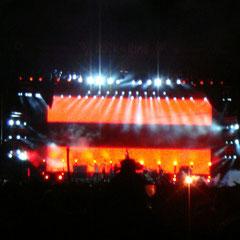Die Toten Hosen auf der Centerstage.
