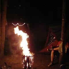 ... wir machen wieder Feuer (und steigern uns gewaltig, was die Qualität angeht!)