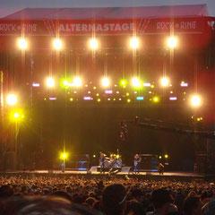 Alice in Chains auf der Alterna-Stage