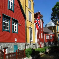 Anschließend rüber nach Skandinavien...