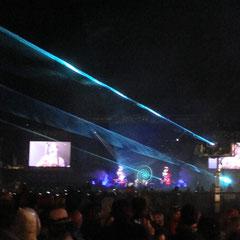 """""""Coldplay"""" mit fantastischer Show!"""