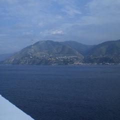 Steuerbord italienisches Festland
