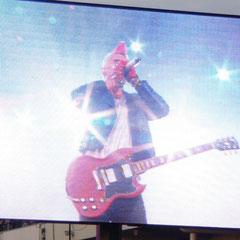 30 Seconds to Mars auf der Center-Stage