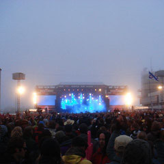 The Prodigy auf der Center Stage